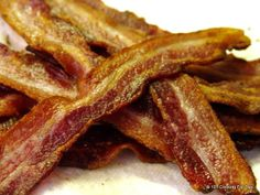 101 Cooking For Two - Everyday Recipes for Two: How to Cook Bacon in the Oven