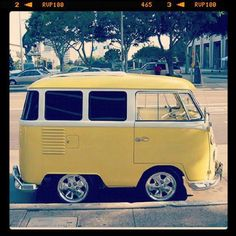 VW Bus mini short, buses, camper, sport cars, bug, minis, yellow, jelly beans, vw vans