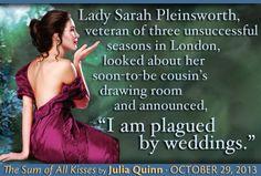 Julia Quinn. The Sum of All Kisses.