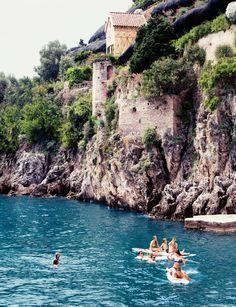 Hotel Santa Caterina on Italy's Amalfi Coast