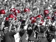 oklahoma football...go sooners!!