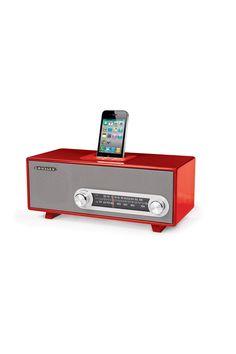 Crosley Radio Ranchero iPod player / charger