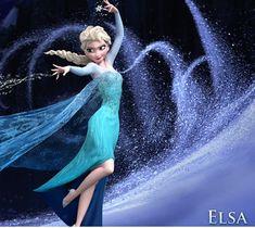 Disney, Frozen, Elsa