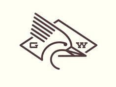 Grant's Woodpecker Logo