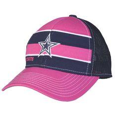 Dallas Cowboys Women's BCA Sideline Cap | Dallas Cowboys Clothing