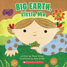 Kindergarten book list to read for Celebrating Earth Day :) I'm going to read Todd Parr's book tomorrow!