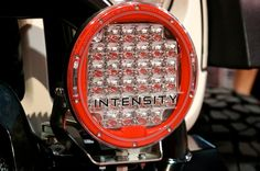 "ARB's newest product, the #ARB #Intensity #LED light listed on #Expedition Portal's ""The 13 Coolest Off-Road Products from SEMA 2012"" blog post."