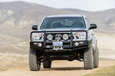New 2012 & On #Toyota #Tacoma #ARB deluxe winch bar on Expedition Portal #overlanding