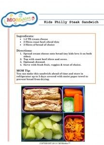 Lov  UR Picture ..  Healthy lunch menu ideas toddler-tidbits