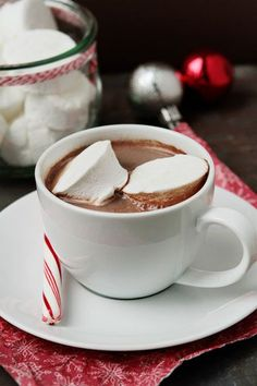 Homemade Hot cocoa Mix: Mix 2 cups powdered sugar, 1 cup cocoa (Dutch-process preferred), 2 1/2 cups powdered milk, 1 tsp salt,  & 2 tsp cornstarch in lg bowl.    2. Pour hot cocoa mix into an airtight container and store in a cool, dry place. To Make Hot Cocoa: Fill mug half full w/ cocoa mix & add hot water. Stir. Seal  in an mix in airtight container.  Also works great w/ warm milk. gift, cups, cup powder, cocoa powder recipes, cocoa mix, cup cocoa, hot chocolate mix, hot cocoa, hotcocoa