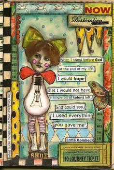 Erma Bombeck quote by nayski