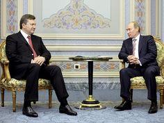Rusya ve batı ülkeleri arasında denge politikası yürütmeye çalışan Ukrayna Cumhurbaşkanı Viktor Yanukoviç, Karadeniz tatil kenti Soçi'de Rusya Devlet Başkanı Vladimir Putin'le bir araya geldi.