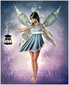 Impressive fantasy fairies pictures