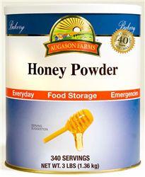 Powdered Honey!