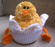 Hey Chickie crochet Pattern by SnApPy-ToTs $3.99