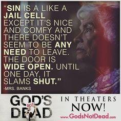 Gods Not Dead Quote