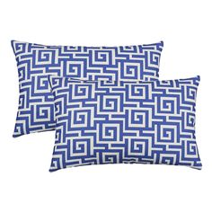 Athena Pillow in Sea (Set of 2)