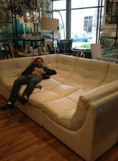 Movie Couch Bed