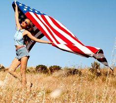 holiday, flags, american fanci, photo inspir, fourth of july, american flag, 4th of july, american attitud