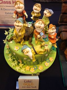 , dwarf cake, kid cake