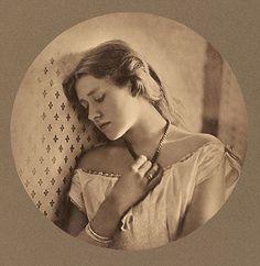 Ellen Terry by Julia Margaret Cameron, 1864