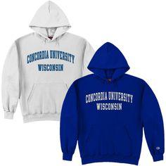 Product: Concordia University Wisconsin Hooded Sweatshirt $39.95