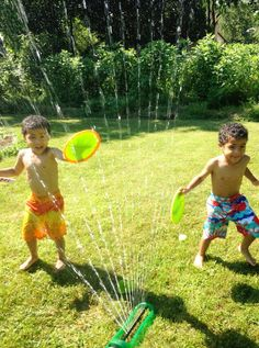 How to Beat the Heat With the Kids.