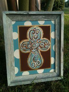 Cross Canvas