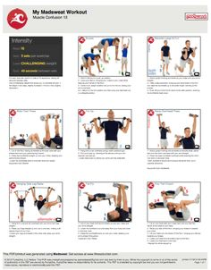 Workout of The WeeK: Weight Loss For Beginners  Muscle Confusion 13