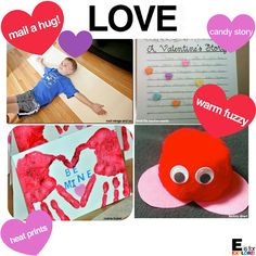 What cute Valentine's Day ideas!