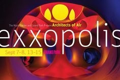 Music Center | Architects of Air: Exxopolis