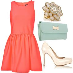 Elegant Evening, created by saratoeppler on Polyvore