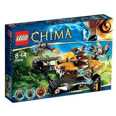 LEGO Chima Lavals Royal Fighter 70005 at Smyths Toys Superstores