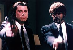 Pulp Fiction  Say What Again .....