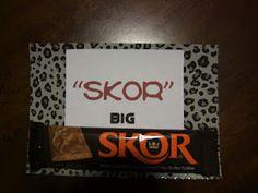"""""""SKOR"""" Big with SKOR Bar"""
