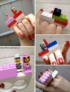 lego ring #lego
