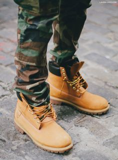 love Timberlands they go great with just about any casual look