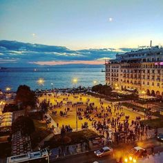 Thessaloniki City by