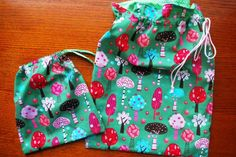 ballet bag gift set on yellowbrickroad market