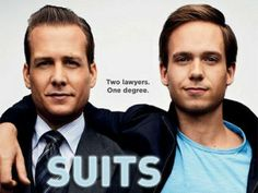 Suits TV series:)