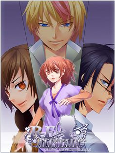 RE:Alistair++ is a free otome game produced by sakevisual. It features some light stat raising and a mystery. Release Date: April 10, 2010     #otome #PC_games #free