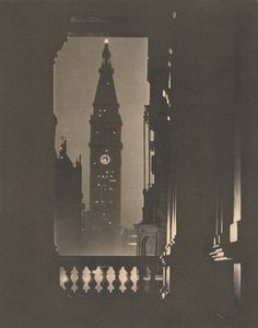 Karl Struss - Metropolitan Life Insurance Tower, NY, 1909