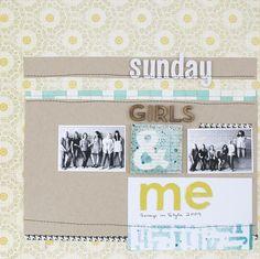 CandiMandi's Gallery: Sunday Girls