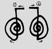 Reiki symbol..Kriya