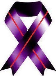 Chronic migraine awareness ribbon... http://headaches17.info/category/migraine-headaches/