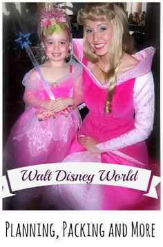Walt Disney World: Planning, Packing and More