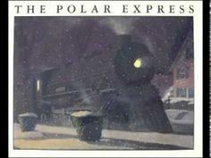 Polar Express audio-read by William Hurt. Best version.