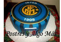 Torta del Inter de Milan - Inter of Milan Cake