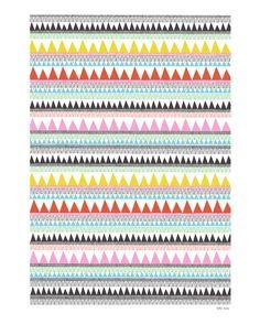 Little Studio geometric print