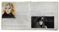sketchbook - yelena bryksenkova